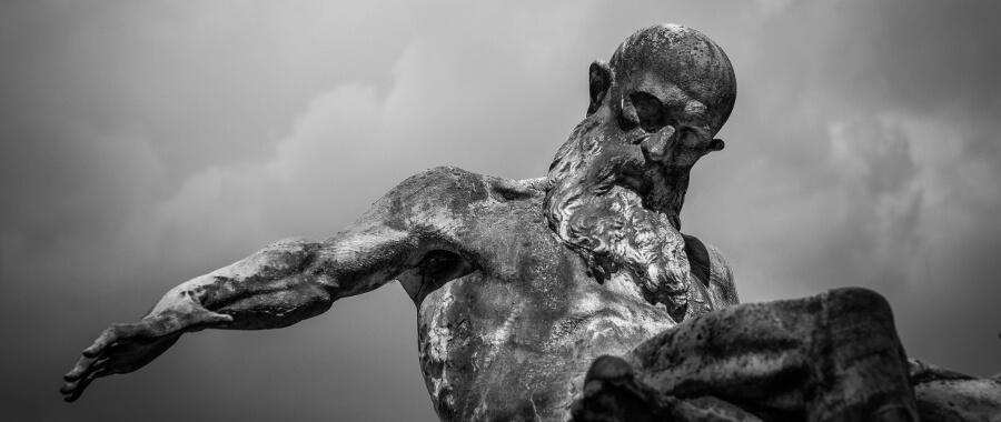 Görög harcos - A boksz eredete