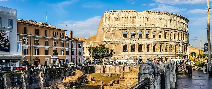 A római kolosszeum