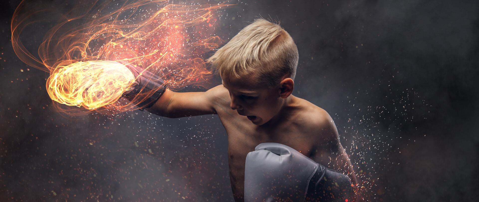 Boxedzés gyerekeknek 8-14 éves korig